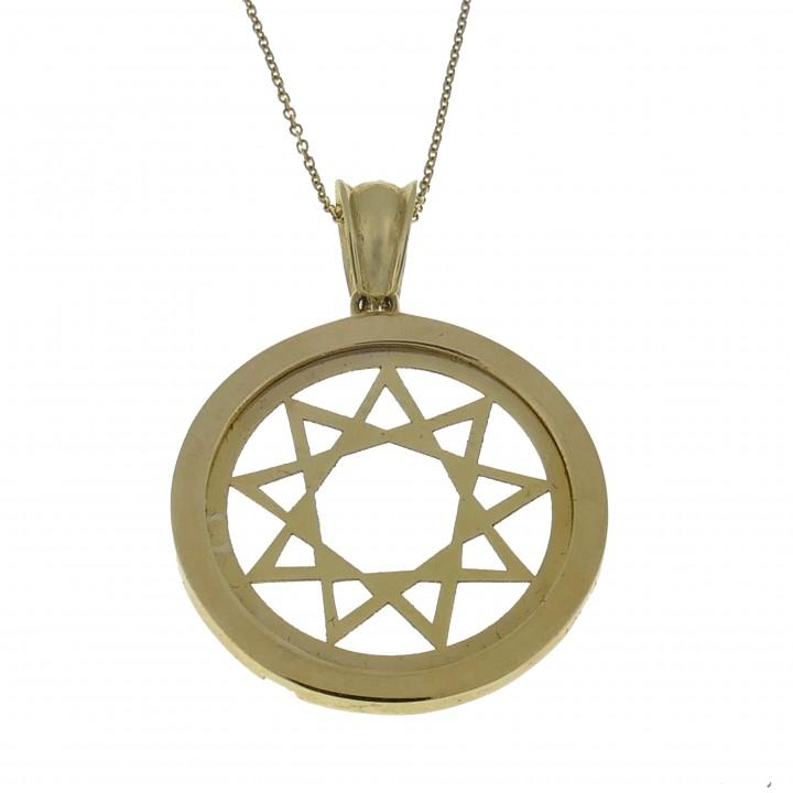 Звезда Давида из золота