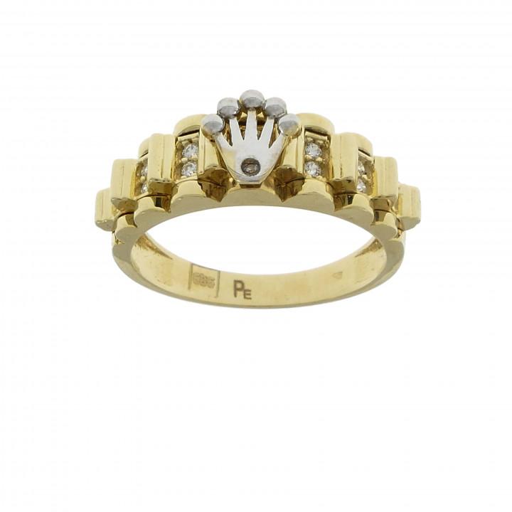 Мужское кольцо Ролекс