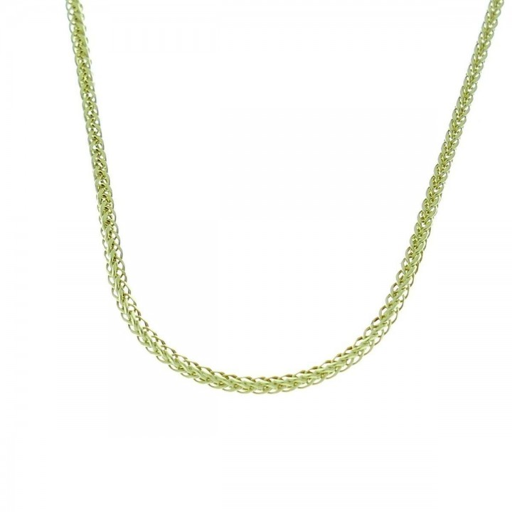 Chain for a man, 14K yellow gold, length 64