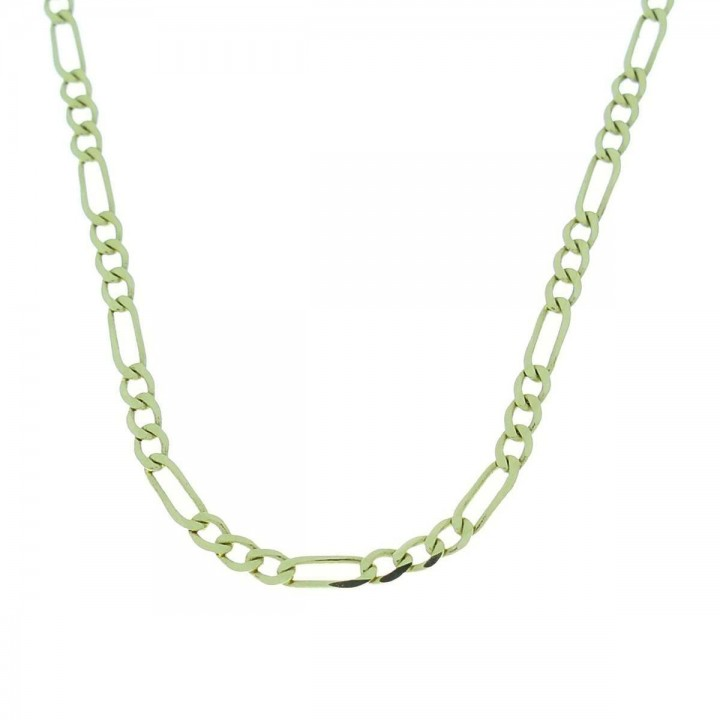 Chain for a man, 14K yellow gold, length 49