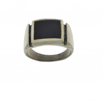 Кольцо для мужчины, серебро 925 проба