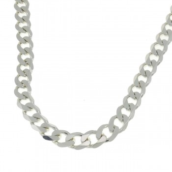 Chain for a man, 925 sterling silver, length 55 cm