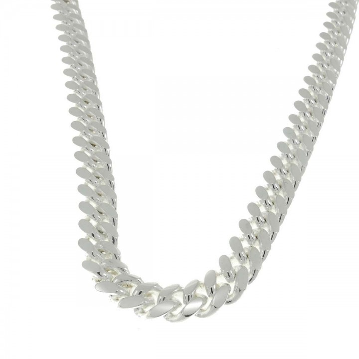 Chain for a man, 925 sterling silver, length 58 cm