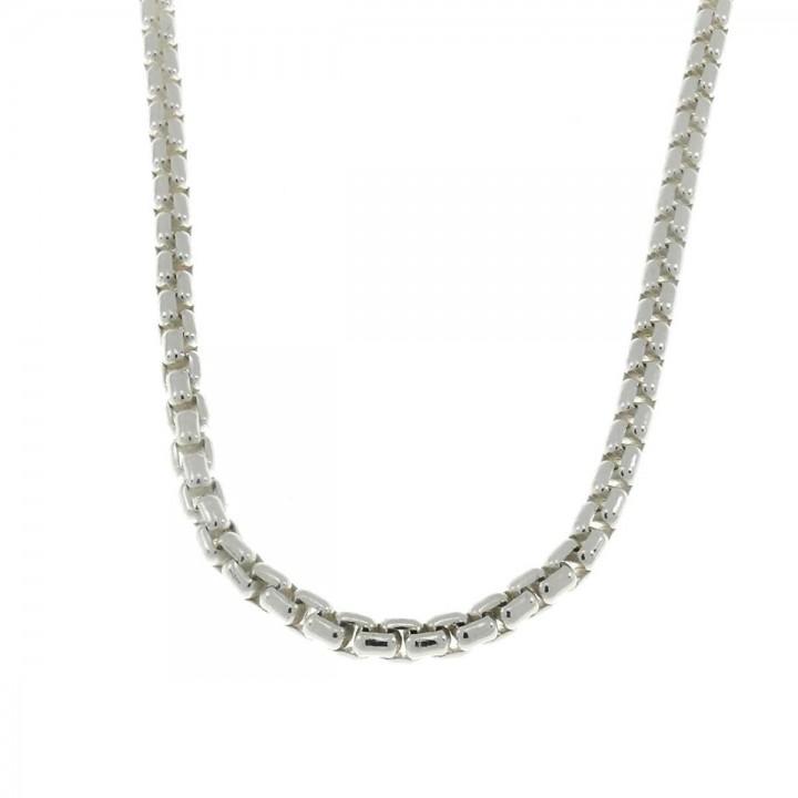 Цепочка для мужчины, серебро 925 проба, длина 60 см