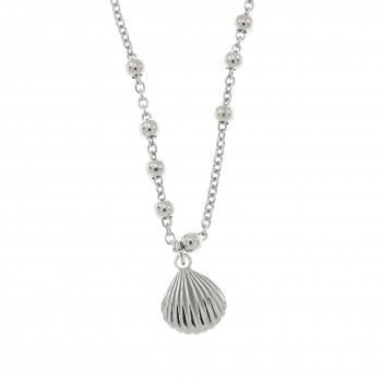 Chain for a woman, 925 sterling silver, length 48 cm