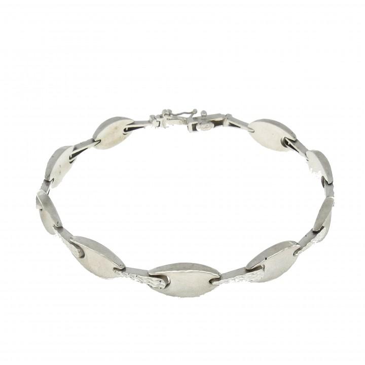 браслет женский белое золото купить в Израиле