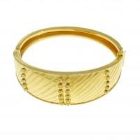 Браслет для женщины, желтое золото 14 карат