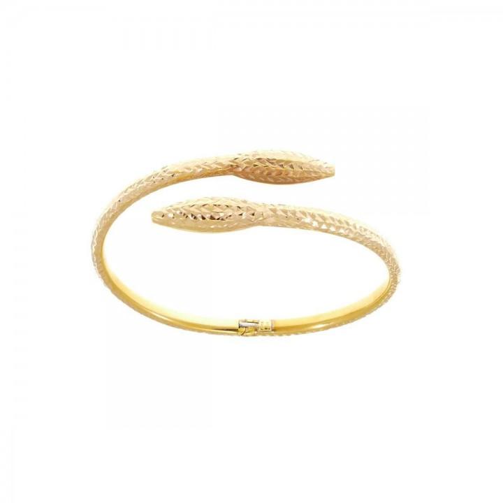 Золотой браслет женский, красное золото, вес 11,2 грамма