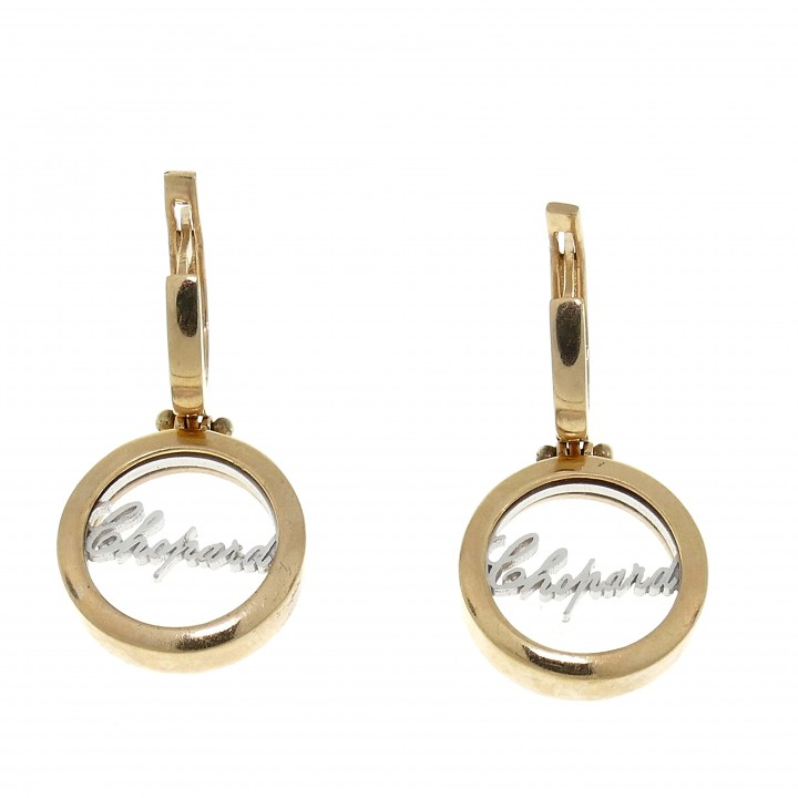 Earrings for woman, 14K red gold