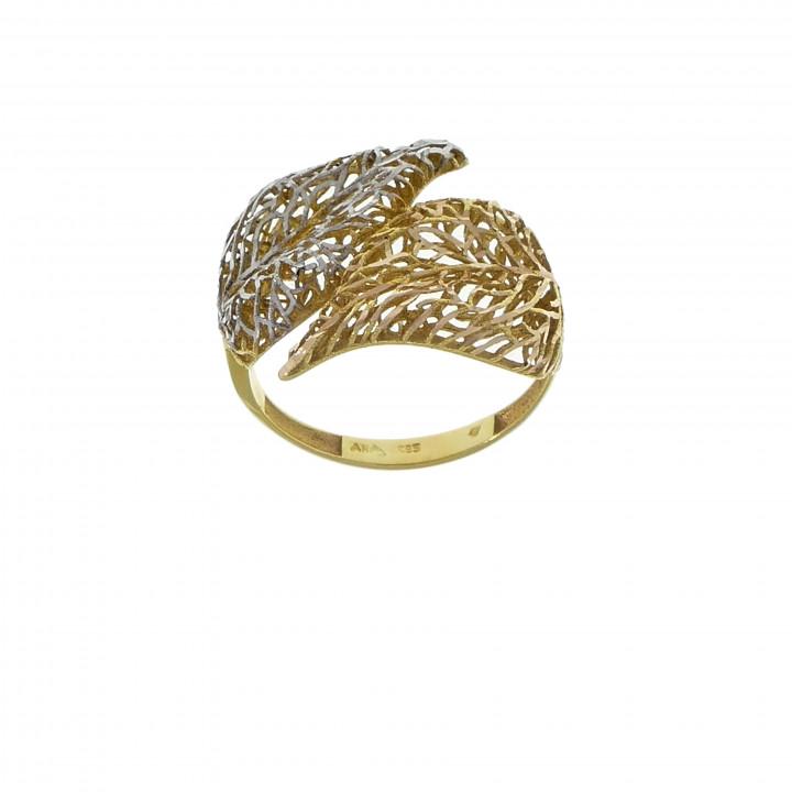 Золотое кольцо - листья
