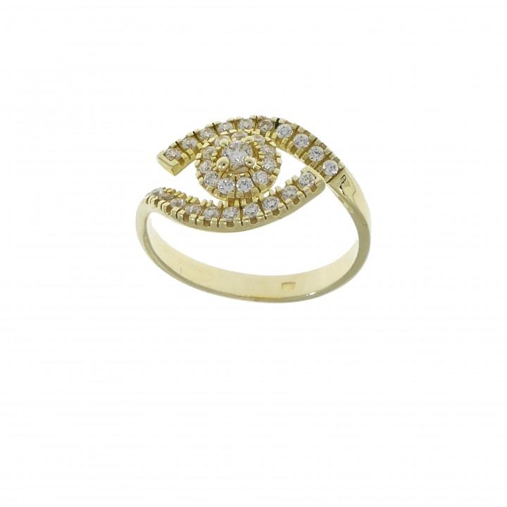 Золотое кольцо - глаз