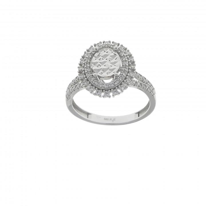 Золотое кольцо дизайнерское