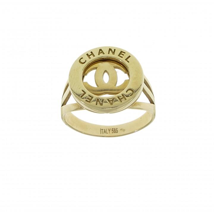 Золотое кольцо - Шанель