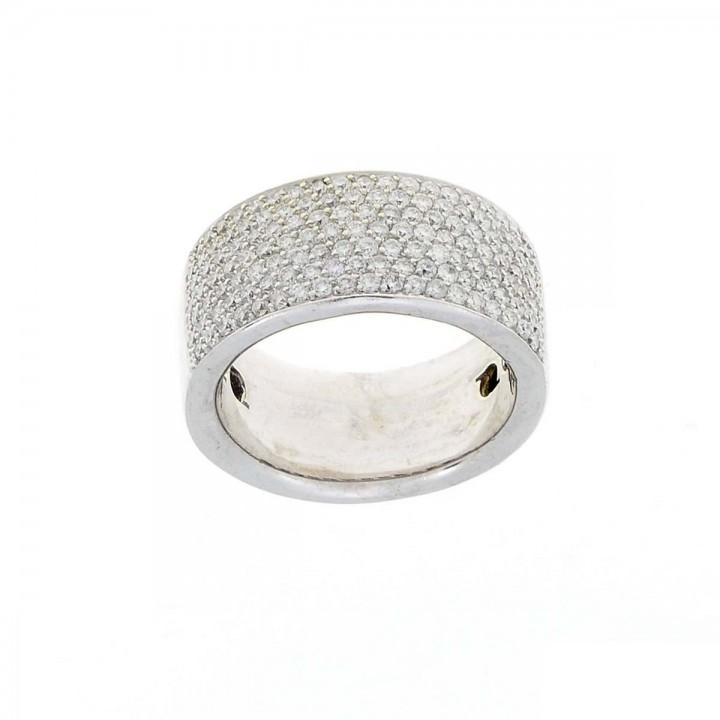Кольцо с бриллиантами 1.4 карата